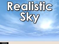 Sky 031 - Realistic Horizon