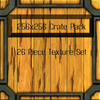 256 x 256 Crate Pack - 26 Piece