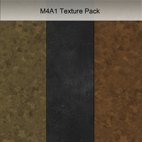 m4a1 texture pack