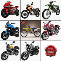 Motorcycles Collection 14