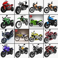 3d motorcycles 17