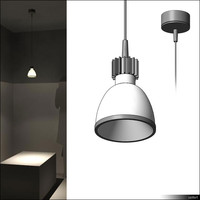 Lamp Ceiling Suspended 01453se