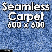 Carpet 008 - Shag