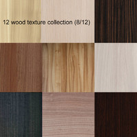 12 wood texture collection (8/12)