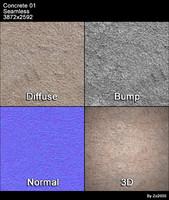 Concrete Seamless Texture 01