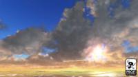 Fantasy Sunset Skybox