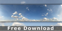 Sky Background Image High Res - FREE Example