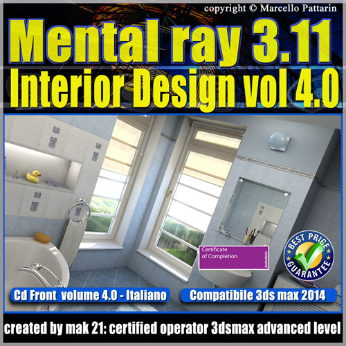 Mental ray 3.11 3ds max 2014 _interior design_vol 4_cd front 500.jpg