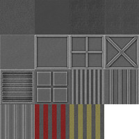 Metal Textures 01