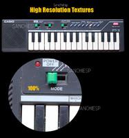 Mini Piano Casio PT-12