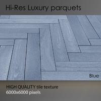 Parquet 001 Blue