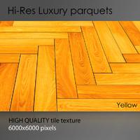 Parquet 001 Yellow