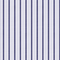 Fun with Florals - Purple Stripe