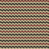 Country Club Twills - Nobility Zig Stripes