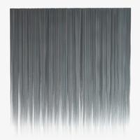 Grey straight hair texture
