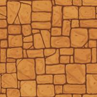 stone floor handpaint 01