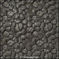 Stones Shader