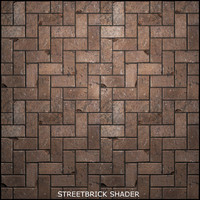 Street Brick Shader
