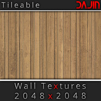 Wood Wall Tileable Nr 2 2048x2048