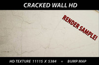 SUPER HD CRACKED WALL