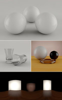 Product Studio Setup HDRi
