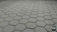 Stone Floor Tiled