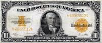 10$ dollars 1922