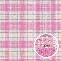 Towel pink white texture map