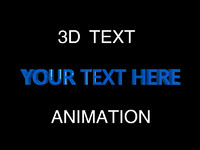 Text animation