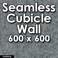 Cloth 024 - Cubicle Wall