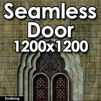Building 002 - Front Door