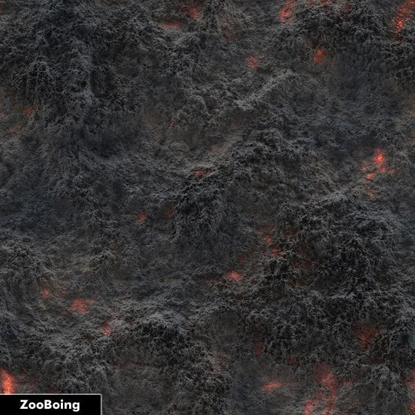 Volcano Texture 40 complete successVolcano Texture