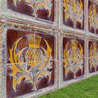 Victorian tiles high res seamless
