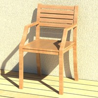 set chairs relais 3d rfa