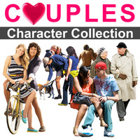 Couples Character Collection