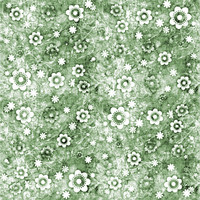 Fun with Florals - Green Floral 5
