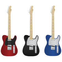 Vector Stock: Fender Telecaster Guitars