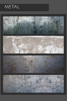 Metal-Four-Texture