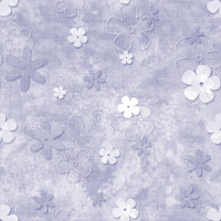 Fun with Florals - Purple Floral 1