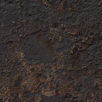 Dark Stone or Metal