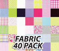 40 Fabric Pack