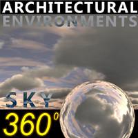 Sky 360 Clouded 007