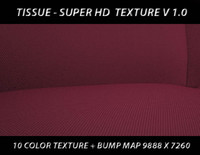 SUPER HD TISSUE FABRIC COLLECTION
