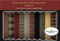 Country Club Twills - Nobility