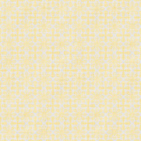 Coordinated Cottons - Yellow on White Damask