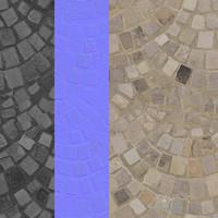 Stone Tileable Texture 6