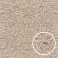 Brown crumpled paper texture map