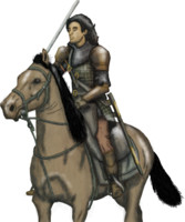 light cavalry color