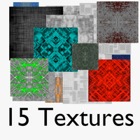 SciFi Texture Pack