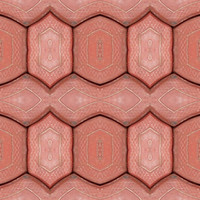 Red Block Tile Texture 5
